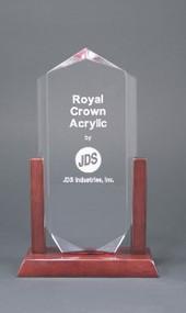 Royal Crown Acrylic Award