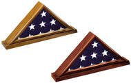 Memorial Flag Display Case - Glass Front