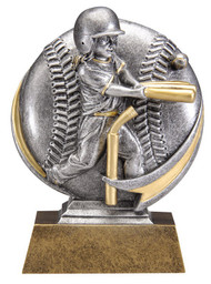 T-Ball Motion Extreme 3D Trophy - Male / Female
