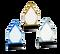 "Diamond Impress Acrylic Award | Acrylic Rhombus Corporate Award - 8"""