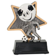 "Soccer Award | Little Pals Futbol Trophy - 5"" CLEARANCE"