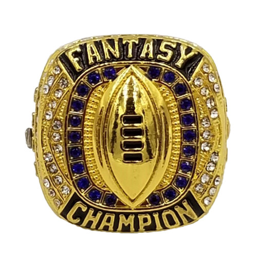 2020 FFL Champion Ring - GOLD / Gold Fantasy Football 2020 Championship Ring