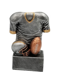 Football Jersey Trophy | Football Award - 4.5""