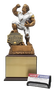 Fantasy Football Champion LARGE Monster Victory Perpetual Trophy   Engraved GIANT FFL Beast Perpetual Trophy - 15 Inch Tall