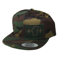 Camo  (Green/Tan Patch)