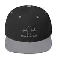 Embroidered Snapback Hat - All Colors