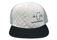 Quilted - Black/Cream - With Lettering