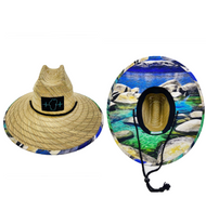 Straw Hat - Sand Harbor