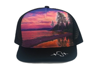 Kiva Sunset - Mesh Back