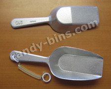 Metal Candy Scoop