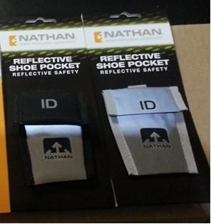 Nathan Reflective Shoe Pocket