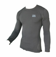 Zensah Mens Long Sleeeve Compression Shirt