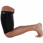 Zensah Thigh Compression Sleeve (Single)