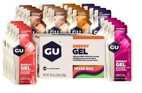 GU Energy Gel 24 Packets