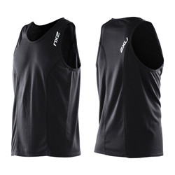 2XU Men's Active Run Top Singlet