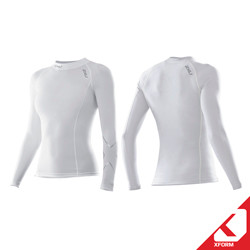 2XU XFORM - Women's Long Sleeve Compression Top