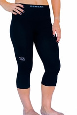 Zensah Compression 3/4 Compression Tights - High Compression
