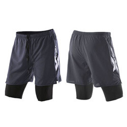 2XU Men's Compression X Run Short