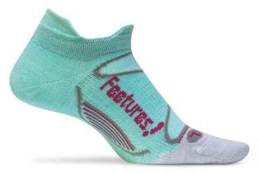 Feetures Elite Merino+ Ultra Light Cushion No Show Tab