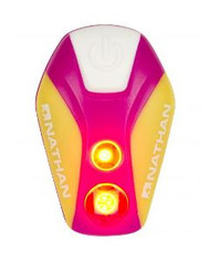 Nathan Pulsar Strobe LED - Floro Fuchsia