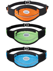 Fuel Belt Speed Runner's Waistpack - 5 Colors