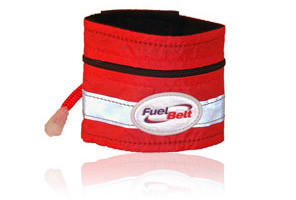 Fuel Belt Reflective Wrist Pocket