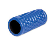 ProTec Hollow Core Contoured Foam Roller -  Contoured raised sections stimulate blood flow and allow for a customized deep tissue massage