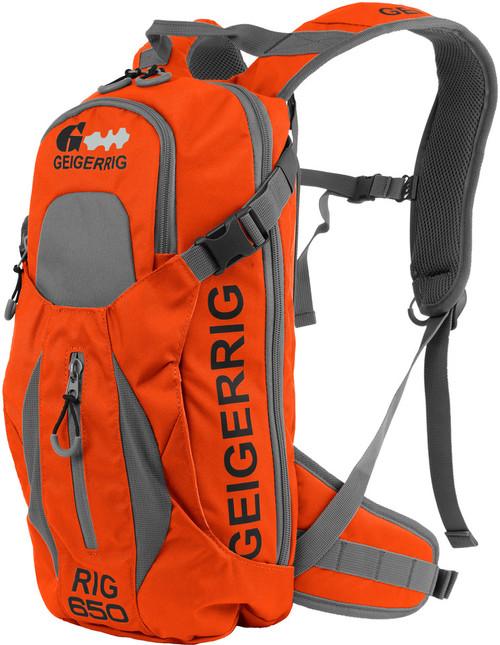 Geigerrig RIG 650 Orange Gunmetal