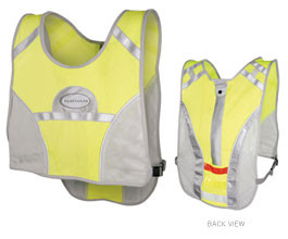 Nathan LED Cyclist Vest