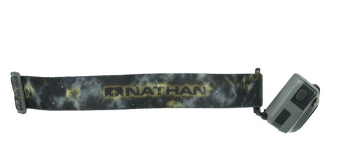 Nathan Nebula Fire Headlamp w/ Crossover Kit - Tilt