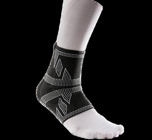 McDavid Level 2 Ankle Sleeve w/ 4 Way Elite Elastic - 5132