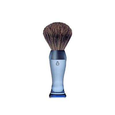 eShave blue shaving brush