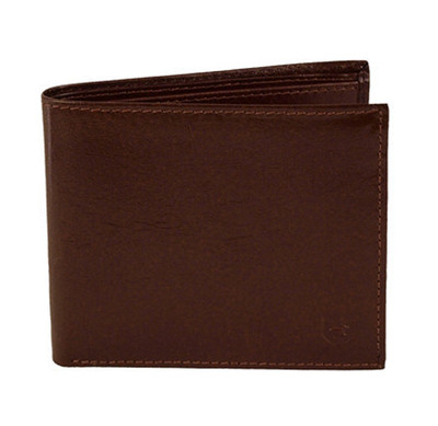 Brown Bifold Wallet