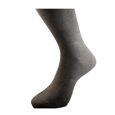 Olive Grey Cotton Socks
