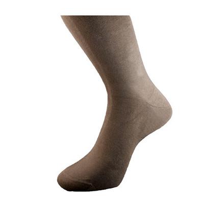 Beige Business Socks