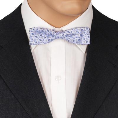 Skinny Purple Bow Tie