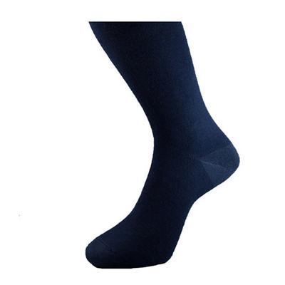 Navy Business Socks