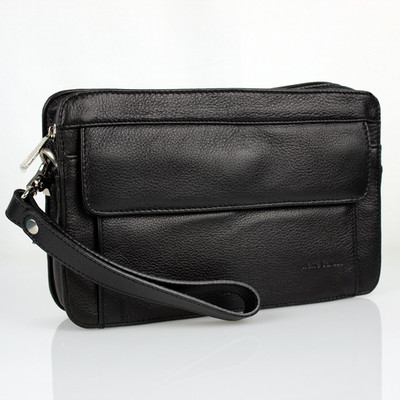 Pierre Cardin Leather Man Bag