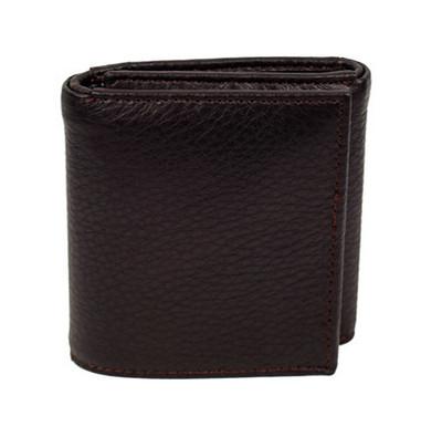 Brown Pierre Cardin Trifold Wallet