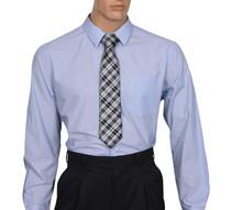 Checked Necktie