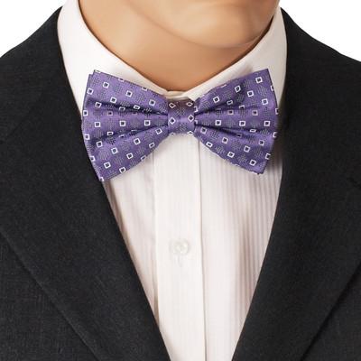 Purple Bow Ties