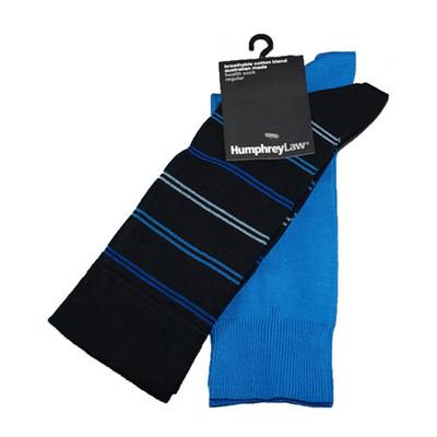 Humphrey Law Socks Twin Pack