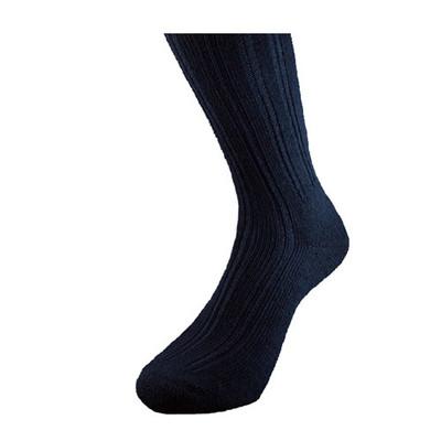 Navy Health Sock