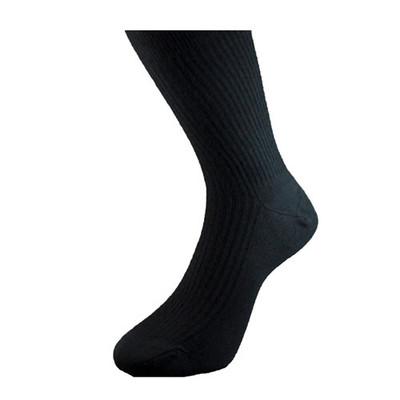 Black Wool Socks