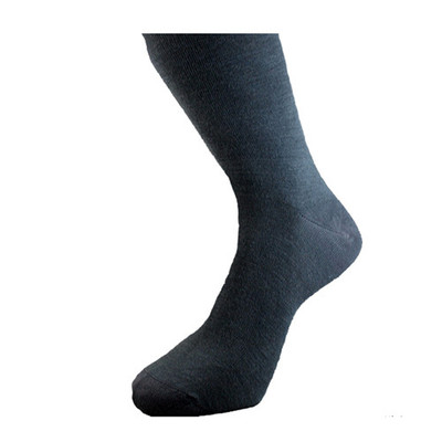 Charcoal Grey Wool Socks