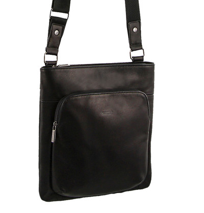 Morrissey Unisex Cross Body Bag