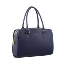Navy Blue Morrissey Handbag