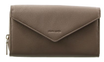 Taupe Ladies Leather Wallet