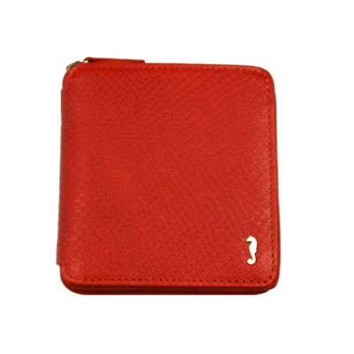 Zip Around Wallet Orange