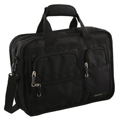 Pierre Cardin Nylon Laptop Bag